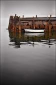 Deer Isle Maine row boat